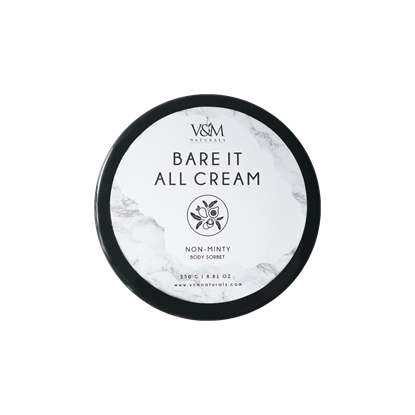 Picture of Bare It All Cream 250g