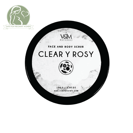 Picture of Clear y Rosy Scrub (100g)