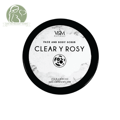 Picture of Clear y Rosy  Scrub (250g)