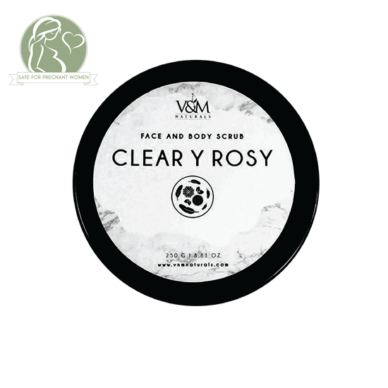 Picture of Clear y Rosy Scrub 250g
