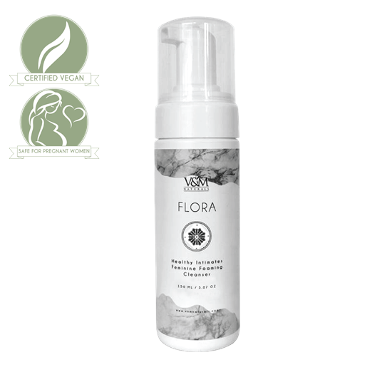 Picture of Feminine Foaming Cleanser: Flora