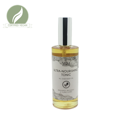 Picture of Ultra Nourishing Tonic All-Over Body Oil in Bergamot, Patchouli and Ylang-Ylang