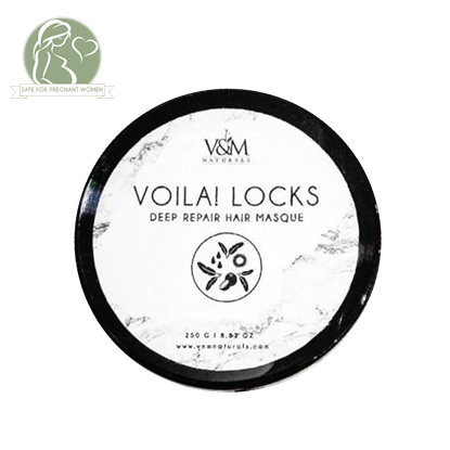Picture of Voila! Locks Deep Repair Hair Masque