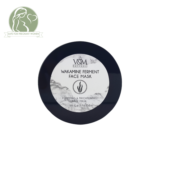 Picture of Wakamine Ferment Face Mask