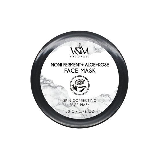 Picture of Noni Ferment + Aloe + Rose Face Mask
