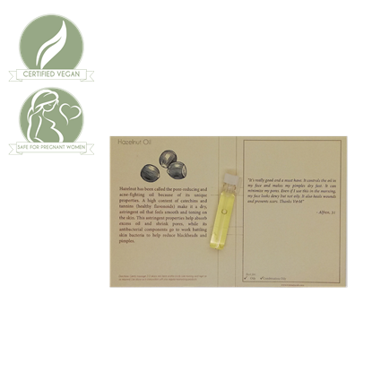 Picture of Hazelnut Oil (Italy) 1ml
